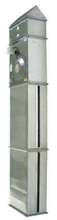 Воздушная завеса VERTRO TVP 90-50 E/4 с электрическим тэном