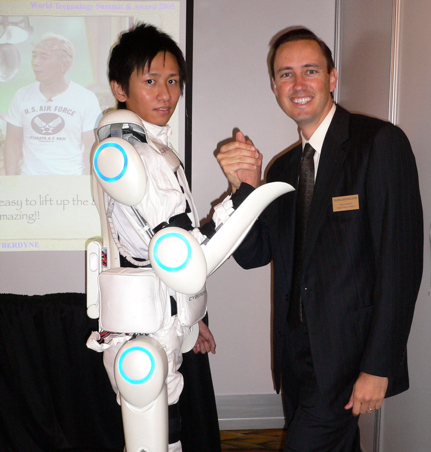 hybrid assistive limb The hybrid assistive limb, or hal, is a power-assisted pair of legs developed by japanese robot maker cyberdyne, which has also developed similar robot arms skip to content topics.